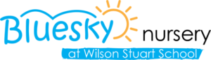 blueskynursery.co.uk Logo