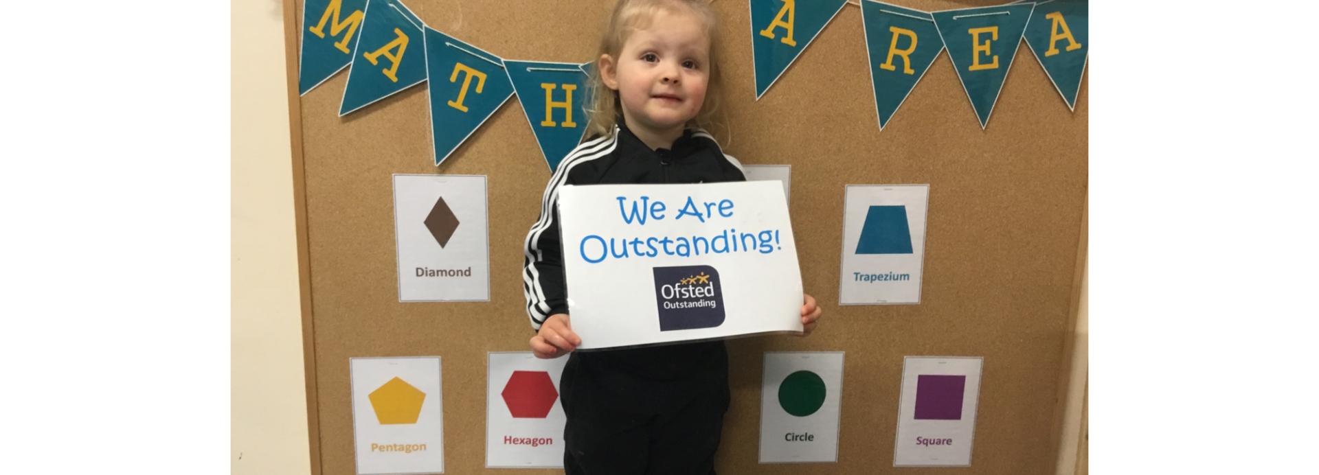 We Are Outstanding!