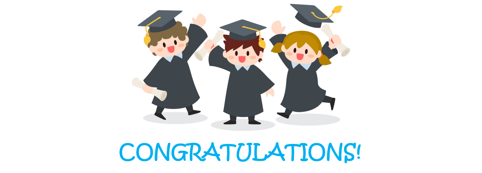 Best wishes for your next adventure! Click 'VIEW' to find graduation video.